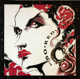 Arcadia - So Red The Rose (LP) (VG+/G+)
